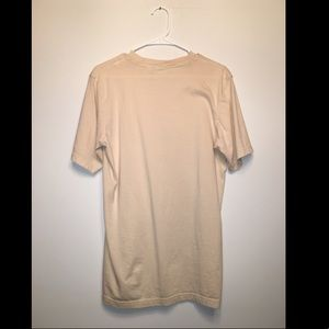 adidas Shirts - Adidas Originals Trefoil Tee Tan